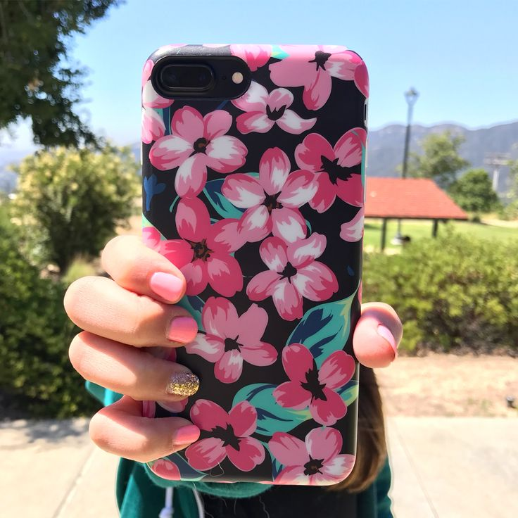 Nightlily Case for iPhone 7 & iPhone 7 Plus from Elemental Cases. Shop our entire collection of floral cases now!