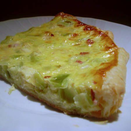 Come preparare Torta salata ai porri col Bimby della Vorwerk, impara a preparare deliziosi piatti con le nostre ricette bimby