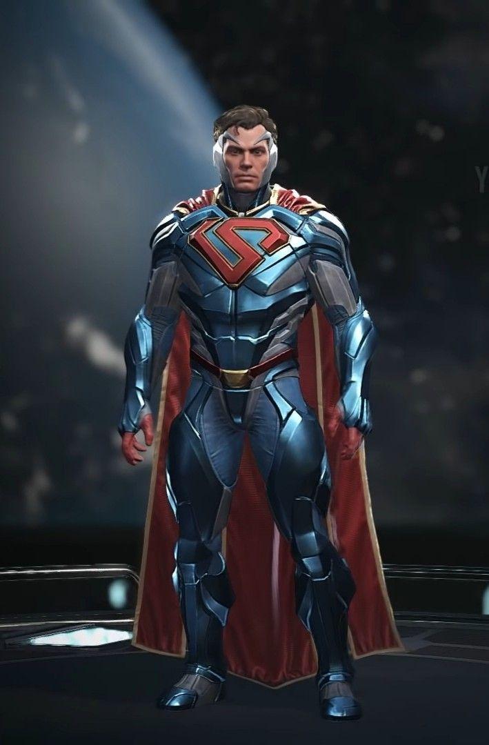 Injustice 2 Superman Injustice 2 Superman Injustice 2 Characters Batman Injustice