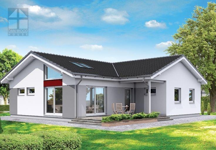 Perfect 111 - DAN-WOOD House schlüsselfertige Häuser