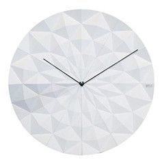 Wall Clock - Aspects White | Paper Products Online