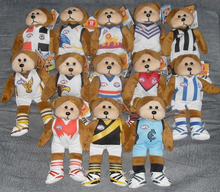 AFL football bears