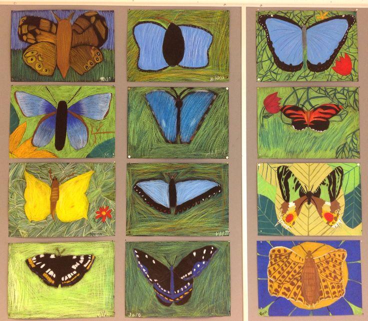 Perhoset vahavärein