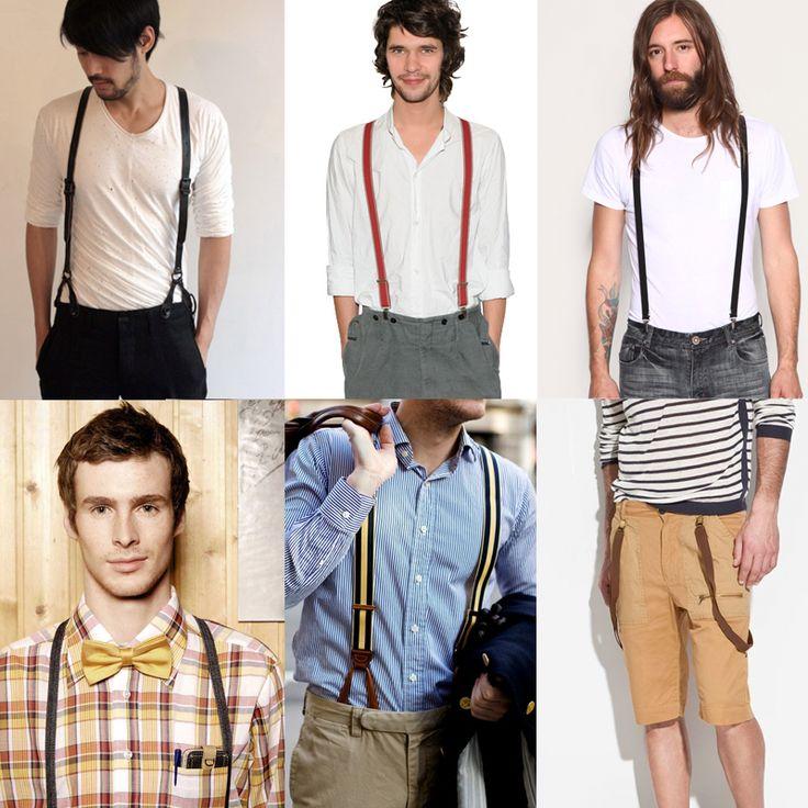 ¿Eres de llevar tirantes? ¿Sabes en qué ocasiones llevarlos y cómo combinarlos? Este tipo de accesorio por muchos hombres es un símbolo de elegancia, pero.