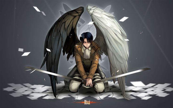 Levi (Rivaille) Heichou    Shingeki no Kyojin / Attack on Titan