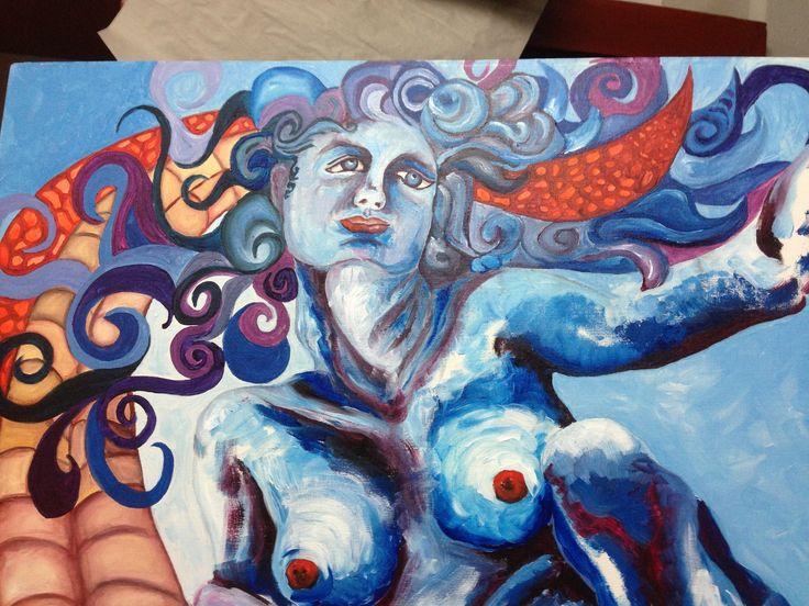 Esta bella obra hace una descripción a los sueños y al navio de tu imaginación.