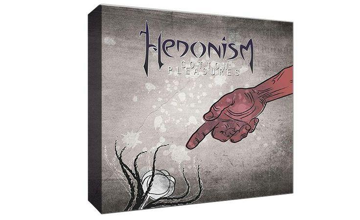 Tylko u nas! Na Wasze życzenie! Obiecana, nigdzie niepublikowana okładka z nowego, mini albumu Hedonismu! Podoba się? Mamy nadzieję, że tak bo pomogliście stworzyć ten album!   Projekt: http://polakpotrafi.pl/projekt/hedonism?utm_source=fbwall  #crowdfunding #crowdfundingpl