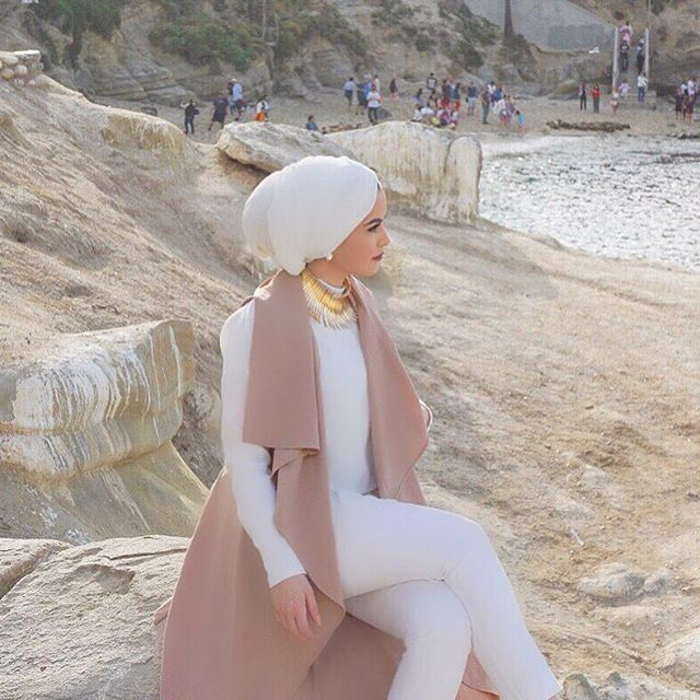 Pinned via #MrsRawabdeh |  Check out our hijab tutorial http://www.lissomecollection.co.uk