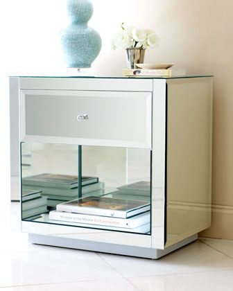 17 Best Images About Furniture I Love On Pinterest Mirrored Nightstand Furniture And Amelie