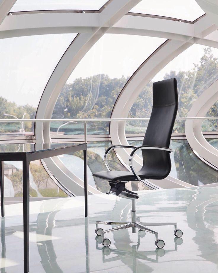 Em204 Executive #workingchair by #emmegi