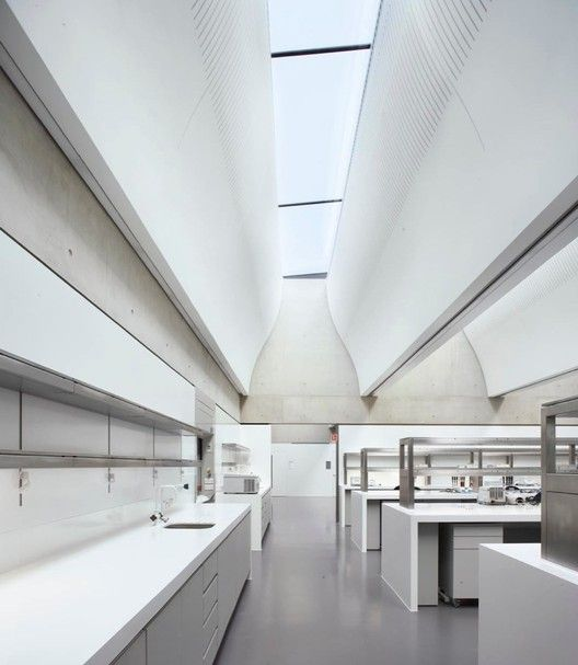 Sainsbury Laboratory,© Hufton+Crow