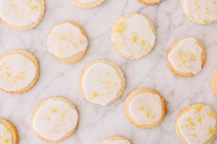 Zesty Lemon Biscuit Recipe. – Poppy Deyes