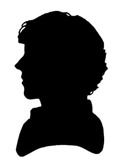 "BBC Sherlock silouette | Sherlock Silhouette "" by vvioletprince | Redbubble"