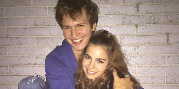 10 Things You Need to Know About Ansel Elgort's Girlfriend Violetta Komyshan
