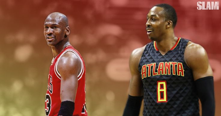 Michael Jordan Told Dwight Howard To Stop Playing 'Pissed Off'