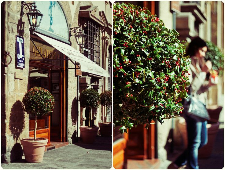 #helios #diptych #details #outdoors #Florence #life #moments #mamba #city #shop #center #building #sweet #chocolate #icecream #cafe #light #shadow #day by Olga Tkachenko