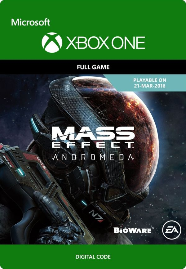"""More Mass Effect Andromeda Release Date Evidence Emerges  An Amazonpromotional image for Mass Effect Andromeda provides further evidence of a March release.  The Xbox One digital download code on the  Amazon page has """"21 March 2016"""" printed on it. Right away you can see why it isn't quite a smoking gun since March 21 2016 already passed.   Is March 21 the official release date?  However when compared with an earlier clue on the Mass Effect Andromeda art book the March 21 release date looks…"""