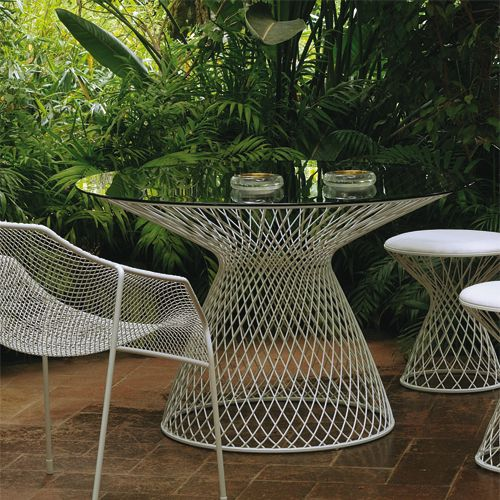 Best 20 table ronde jardin ideas on pinterest table de jardin ronde table de salon ronde and - Table jardin fer forge ronde caen ...