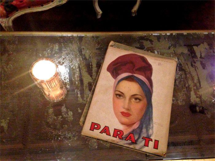 Austin's Milonga Room Speakeasy Reflects 1920s Era