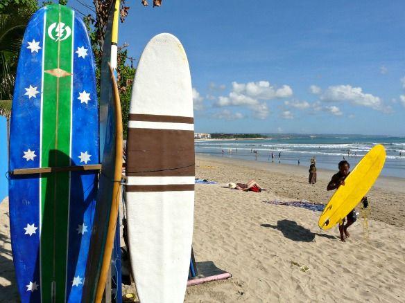 Bali: Strand, Tempel & Reisfelder #bali #indonesien #asien