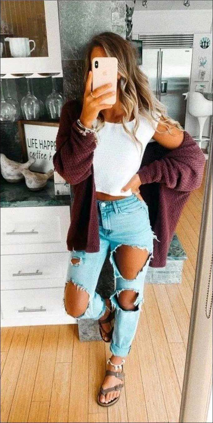 cool spring outfits