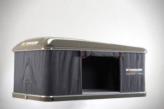 Maggiolina Carbon Fiber Roof Top Camper Tent (4)