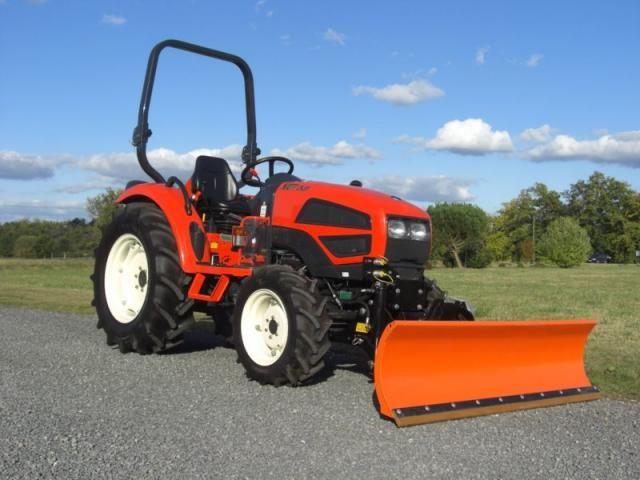 Tractore NOi, 4x4, 22CP si 28CP cu cadru, KIOTI, Korea Craiova - Anunturi agricole gratuite