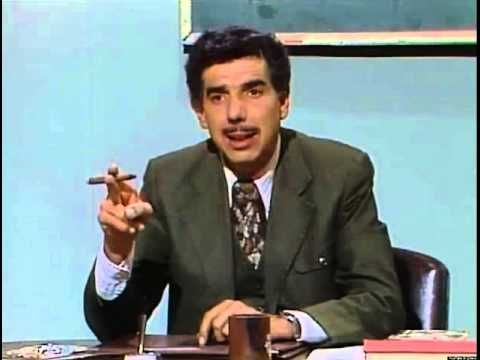 """El """"Profesor Jirafales"""" recuerda su trabajo junto a """"Chespirito"""""""