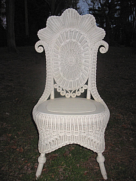 233 best Victorian Wicker Furniture images on Pinterest ...