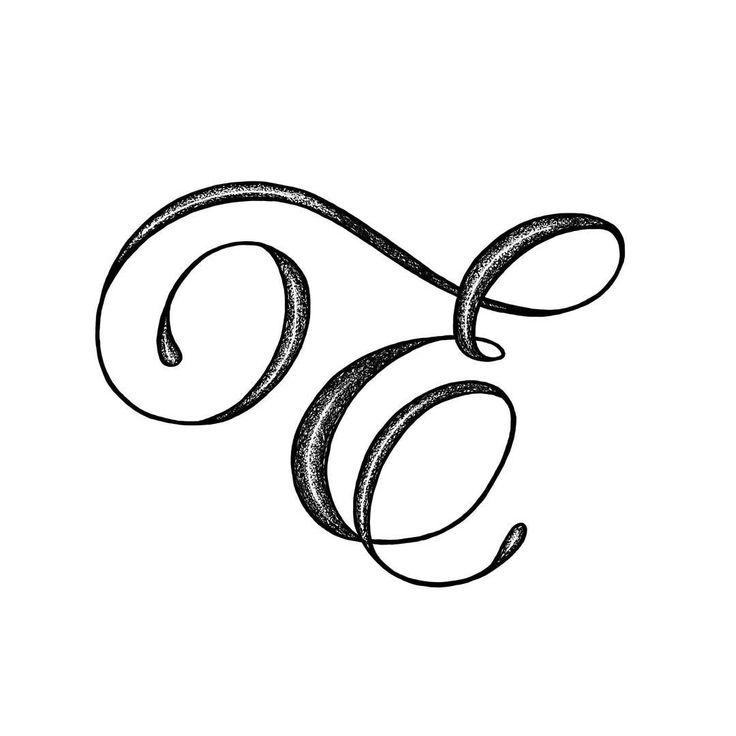 168 best E images on Pinterest Illuminated letters