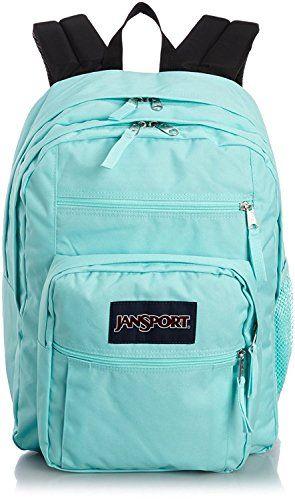 JanSport Big Student Backpack (Aqua Dash)
