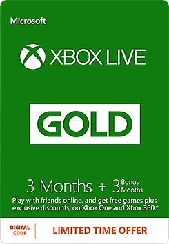 UK Daily Deals: 6 Months Xbox Live for 15 PUBG With Patrol Tech Edition Controller and Xbox Live for 70    Want IGN UK Deals in your social feeds? Like us on Facebook and follow me on Twitter for the most up-to-date bargains.  Xbox Live Gold 6 Month Membership Under 15  Get the cheapest deal for Xbox Live Gold membership currently in the market. Buy a three-month membership and get additional three months for free.  Continue reading  https://www.youtube.com/user/ScottDogGaming…
