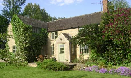 Slade Farm Cottage in the Cotswolds