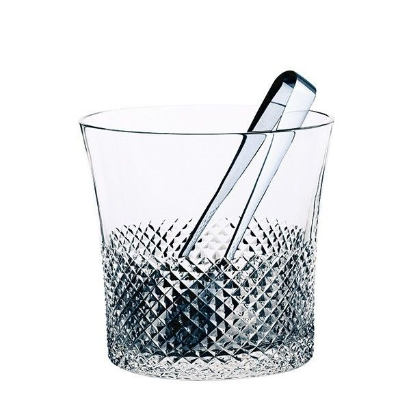 Royal Brierley Antibes Ice Bucket. This makes us think of the elegant world of The Great Gatsby!