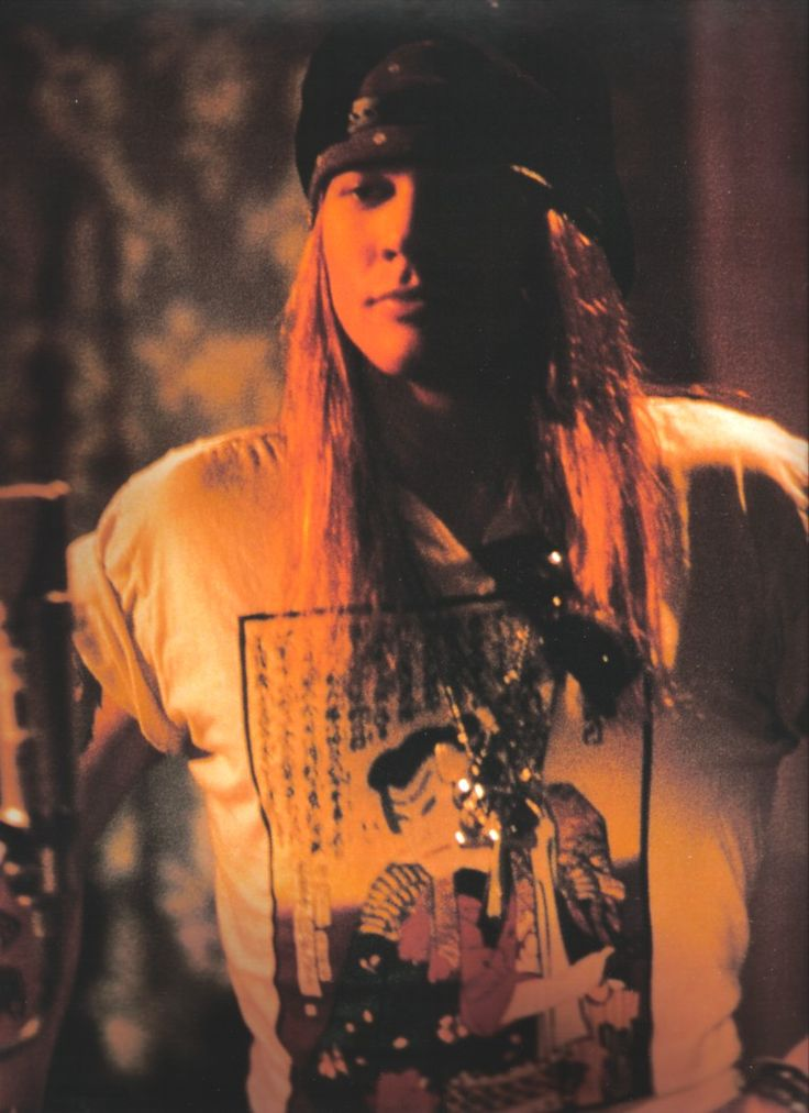 how to look like axl rose
