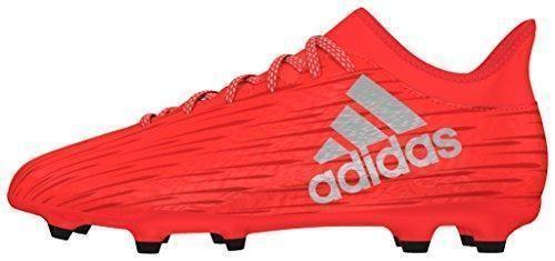 Oferta: 79.95€. Comprar Ofertas de adidas X 16.3 FG Botas de fútbol, Hombre, Rojo, 46 2/3 barato. ¡Mira las ofertas!