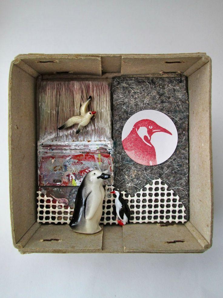 mano kellner, art box nr 354, eiszeit