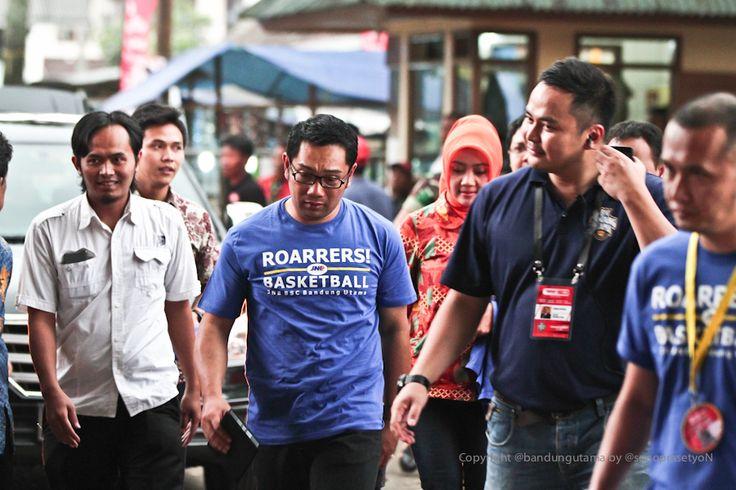Mr. M. Ridwan Kamil ( Mayor of Bandung )