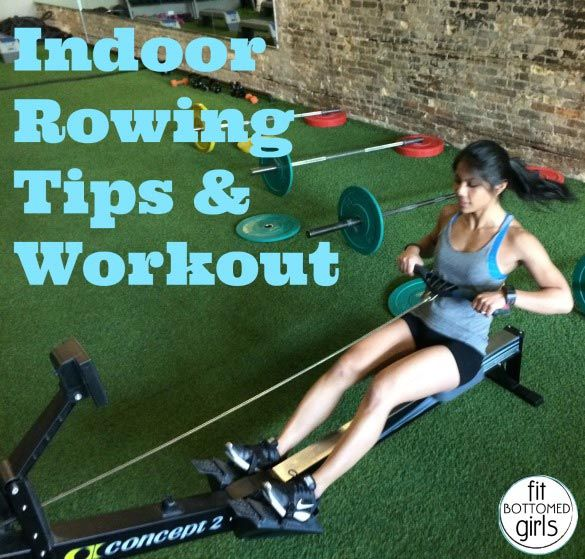Good basic article and workouts. Just know that we don't recommend jumping over the monorail as part of your workout. Miss and you're hitting your shins on some hard steel with sharp edges! For more indoor #rowing #workouts visit: http://ucanrow2.com/indoor-rowing-workouts/