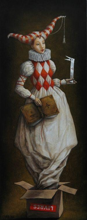 Catherine Chauloux, Les Déjantés