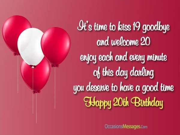Pin By Occasions Messages On Birthday