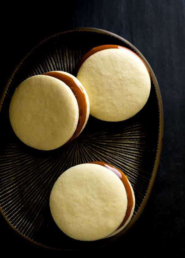 Alfajores (Gluten-Free) | link to recipe in post