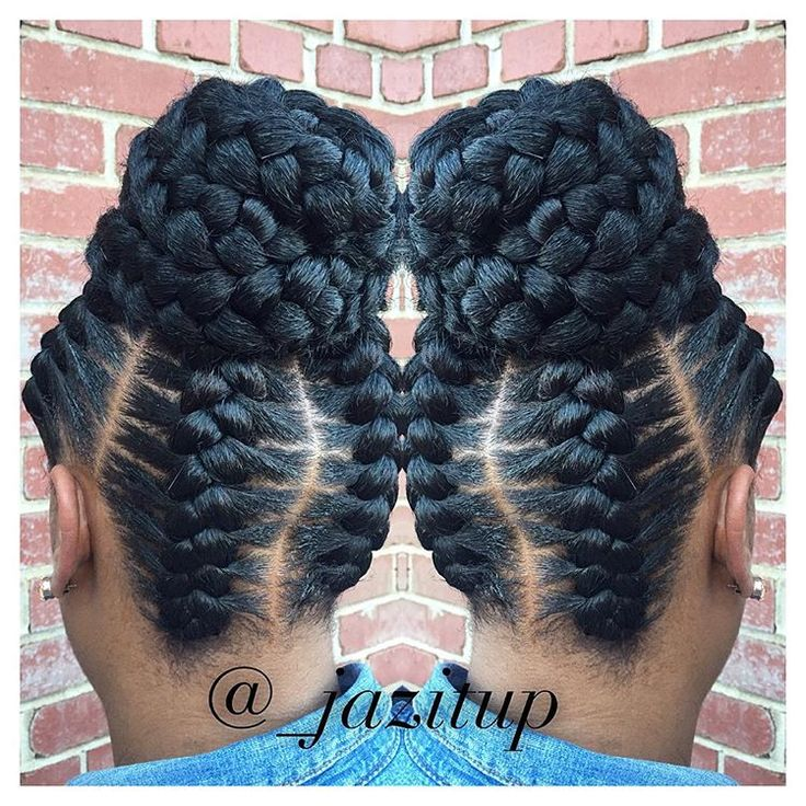 JAZMIN DAVIDSON sur Instagram : Goddess braid updo… Don't mind the oil spots,…   – peinados cool