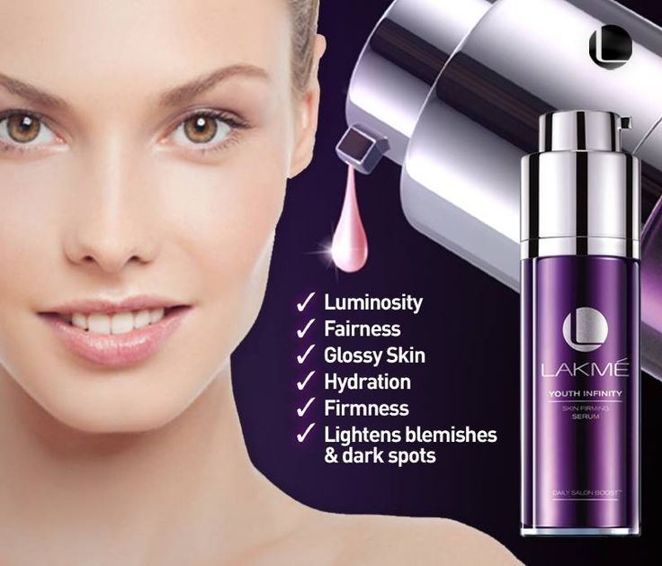 Keep your 20's sculpted look with the new Lakme Youth Infinity Sculpting Serum