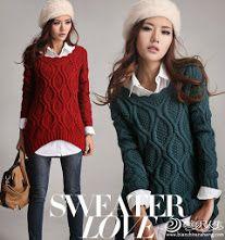 Всем желающим вязать с нами  - Добро Пожаловать !!! Мода  на удобные и уютные  свитера  возвращается! Наконец  женщины  могут насладиться  этим предметом  гардероба  вдоволь. Осенью и зимой без  них …