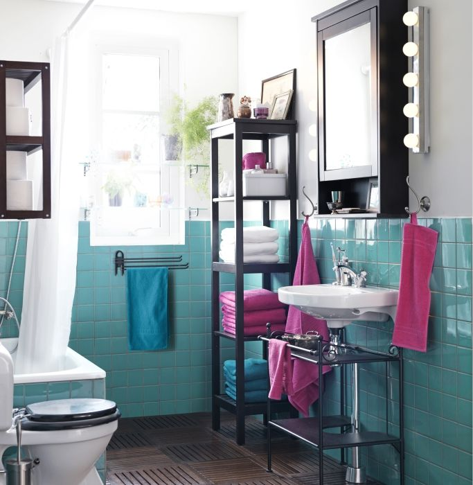 ikea blue bathroom design ideas with small bathroom shelves catalog