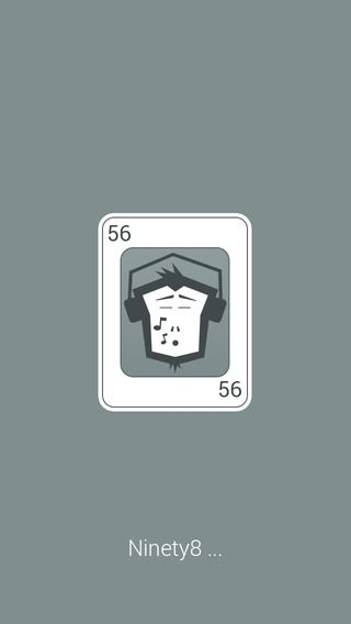 Ninety8 for iOS, a card puzzle you'll love from the very first second. Really easy to learn, but extremely hard to reach the final card.