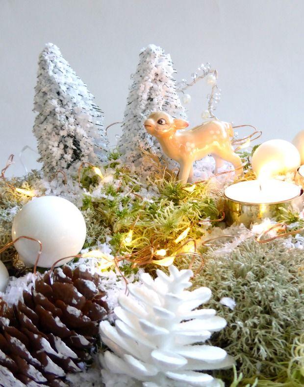 kerstschaal maken