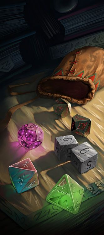 Dungeons and Dragons dice                                                                                                                                                                                 Mais