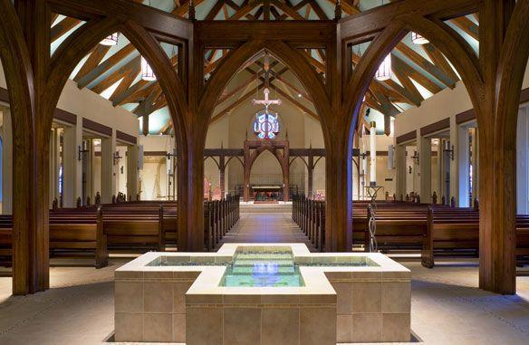 14 best chapel design images on pinterest church design for Church interior design ideas pictures